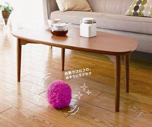 Mocoro Robotic Fur Ball Vacuum Cleaner