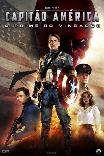 Capitao America O Primeiro Vingador Com Imagens Capitao
