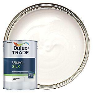 Dulux Easycare Rock Salt Matt Emulsion Paint 5l Dulux Paint Dulux White Mist Paint Stain