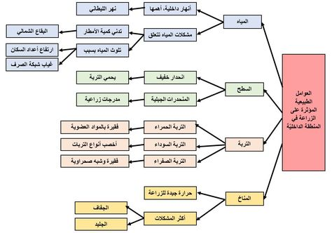 العوامل الطبيعية المؤثرة على الزراعة في المنطقة الداخلية من لبنان Blog Blog Posts Ict