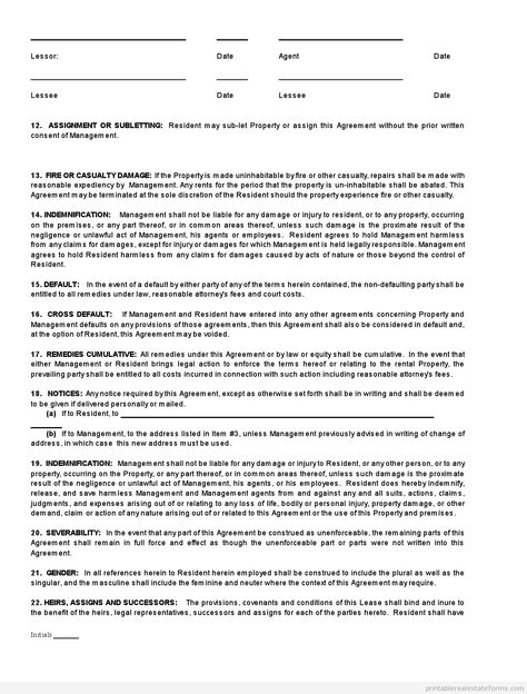 Free BUYING Monster Purchase and Sale Agreement Printable Real - hold harmless agreements