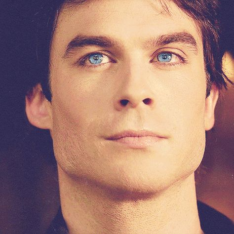 My entire world is tilting on the axis of your beautiful crooked smile Ian Somerhalder. | 15 Perfect Smiles You Can't Help But Fall In Love With