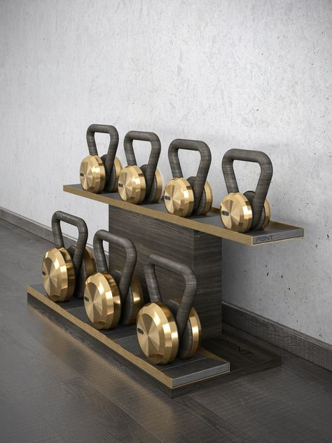 Luxury Home Gym Ideas Home Gym Decor, Gym Room At Home, Workout Room Home, Karate Equipment, Gym Equipment, Gym Interior, Bathroom Interior Design, Gold Wood, Black Wood
