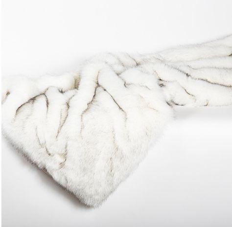 Faux Fox Throw Blanket White W Black 36 In X 60 In White Throw Blanket Blanket Modern Rustic Bedrooms