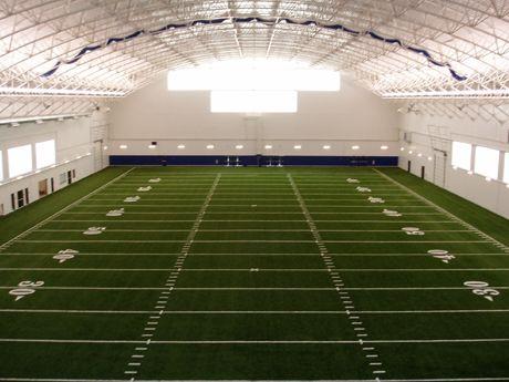 Boise State University Caven Williams Indoor Facility Boise State University Boise State Sports Complex