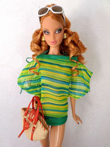 Model No 16 Barbie Top Barbie Fashion Model