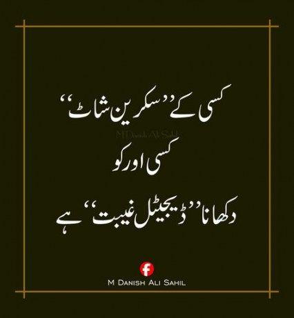 Life Funny Quotes Urdu