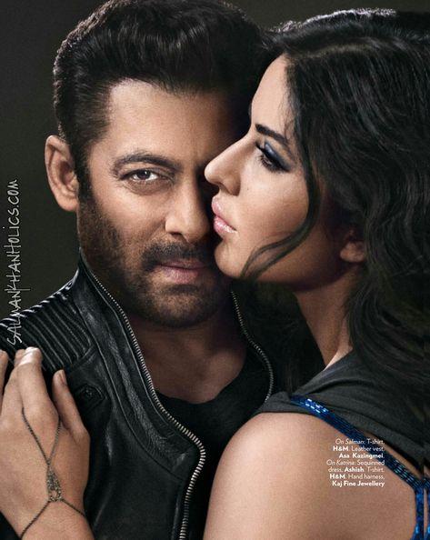 Katrina Kaif again feel love for Salman Khan ? - YouTube