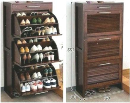 43 Ideen Schlafzimmer Storage Design Schuhschrank Schuhe Shoescabinet In 2020 Storage Design Storage Shoe Rack