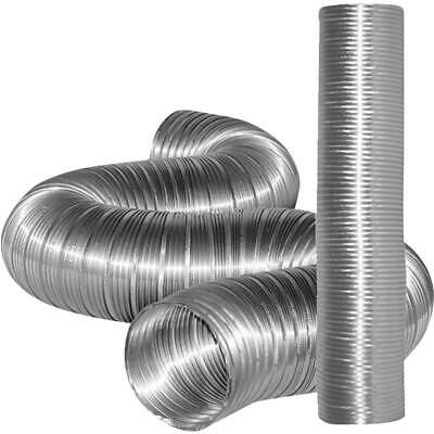 Sponsored Link Dundas Jafine 4 In X 8 Ft Aluminum Semi Rigid Dryer Duct Mfx48x Pack Of 10 In 2020 Dryer Duct Flexible Duct Dryer Vent