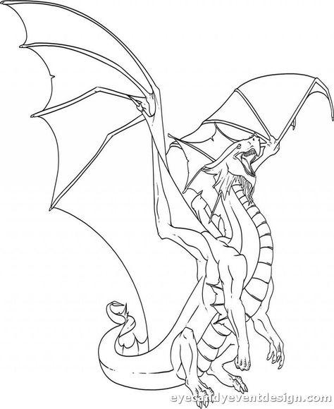 40 39 drachen ausmalbilder zum ausdrucken ideas  dragon