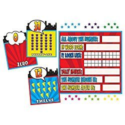 Superhero Incentive Chart Teacher Created Resources TCR7568