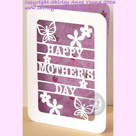 Shirley S Cards Freebie Mother S Day Card Cricut Birthday Cards Free Mothers Day Cards Happy Mother S Day Card