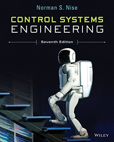 Control Systems Engineering By Norman S Nise Wiley Systems Engineering Control Systems Engineering Control System