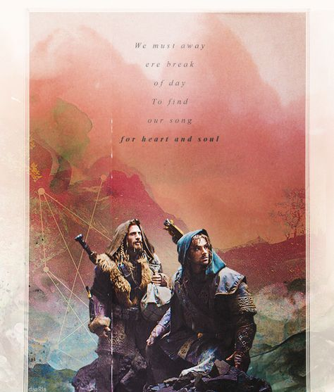 Image about the hobbit in movies by leia on We Heart It