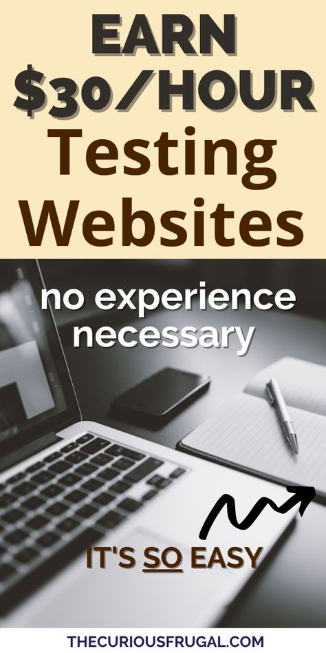 Get Paid To Test Websites - A Legit Work-From-Home Job