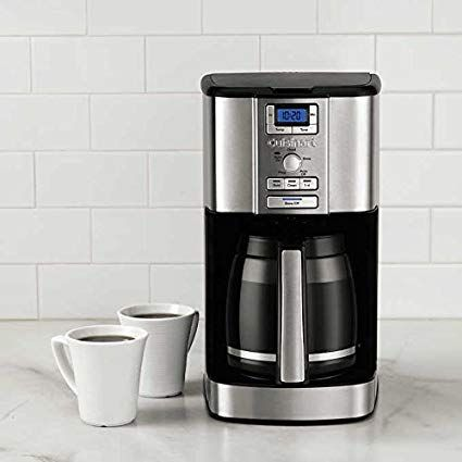 Cuisinart Cbc 6500pc Brew Central 14 Cup Programmable Coffeemaker Review Coffee Maker Cuisinart Coffee Maker Cuisinart