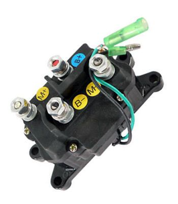 Heavy Duty Solenoid Contactor For Ramsey Warn Superwinch Champion Winch Atv Winch Winch Solenoid Atv