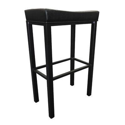 Winston Porter Rudden Bar Counter Stool Seat Height Counter