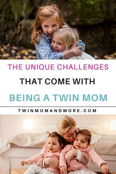 The Unique Challenges That Come With Being a Twin Mom Life