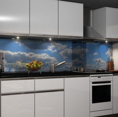 Häufig Küchenrückwand Folie Möbel & Wohnen Küchenrückwand 718684 YH19