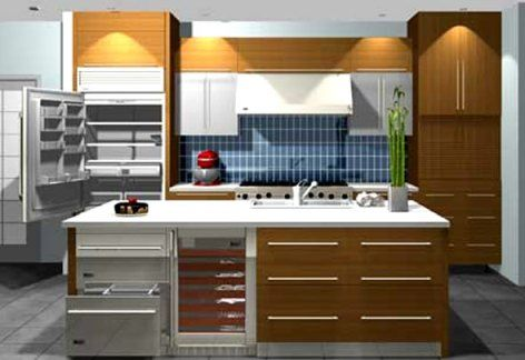 Kitchen Design Software  Restaurant Software  Pinterest New Kitchen Design Software Freeware Design Ideas