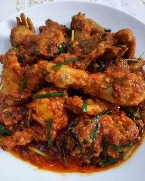 Resep Ayam Rica Rica Khas Manado Oleh Suyanti Lie Resep Resep Ayam Resep Masakan Resep Masakan Jepang