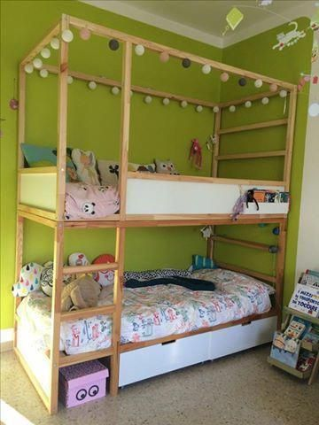 Consider These Excellent Tips For A Triple Bunk Bed Room
