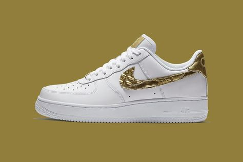 45e12055 Nike Unveils a Limited Edition Air Force 1