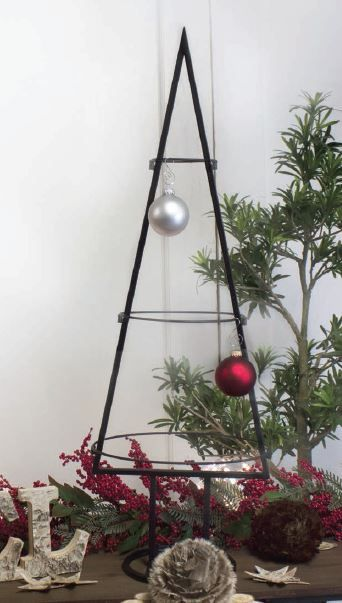 Ornament Display Tree Simple Wrought Iron 35 Ornament Display Trees Metal Christmas Tree Wire Ornaments Christmas Ornaments