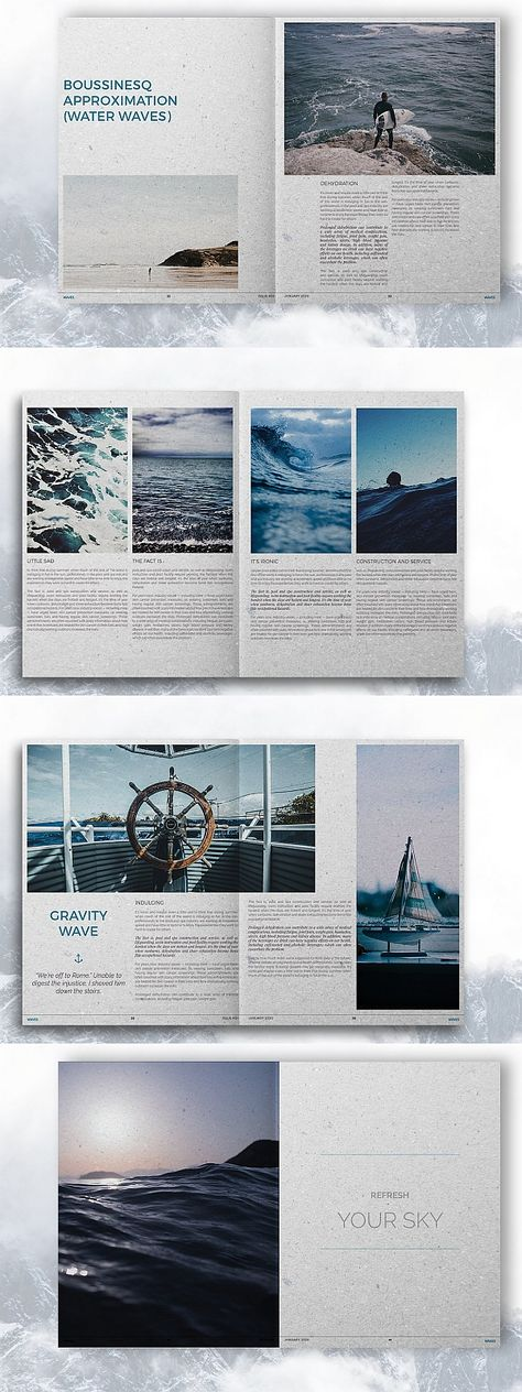 30+ Top-Notch Magazine Templates for Adobe InDesign