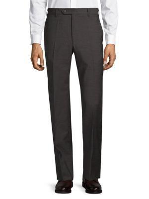 Zanella Mens Parker Wool Trouser 42
