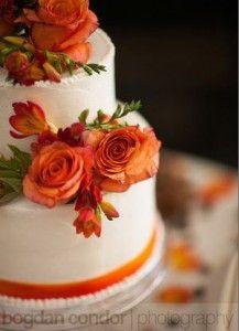 Sugar bowl wedding cake