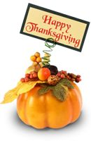 Día de Acción de Gracias 2012.  Thanksgiving Day