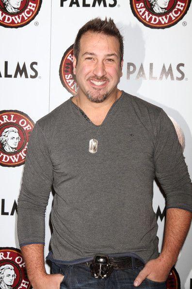 The Fat One Joey Fatone