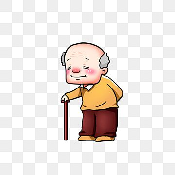 Chongyang Festival Elderly Care For Elderly Grandpa Character Material Free Double Ninth Festival Old Man Caring For The Elderly Png Transparent Clipart Imag Character Man Character How To Draw Hands