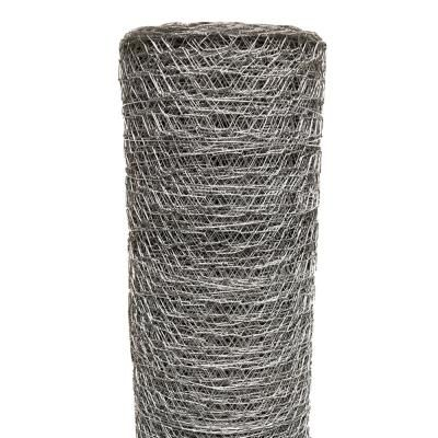 Fencer Wire 2 Ft X 10 Ft 20 Gauge Poultry Netting With 1 In