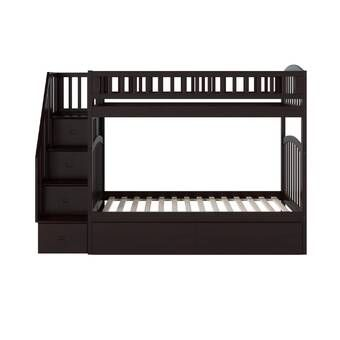 Gothic Furniture Twin Platform Bed Reviews Wayfair Twin Bed With Drawers Bunk Bed With Trundle Bunk Beds
