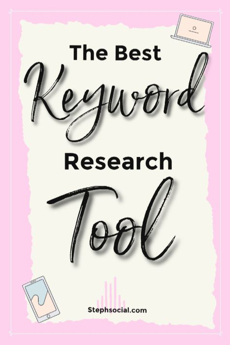 The Best Long Tail Keywords Tool