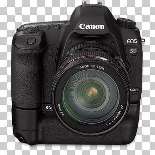 Digital Camera Cameras Optics Single Lens Reflex Camera 5d Front Up Bg Black Canon Eos 5d Camera Png Reflex Camera Digital Camera Single Lens Reflex Camera