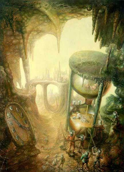 Galerie D Art Visionnaire Et Surrealiste Expositions De Tableaux Imaginaires Peintures A L Huile Sur Toile L œuvre D Art De M Peinture Art Visionnaire Art