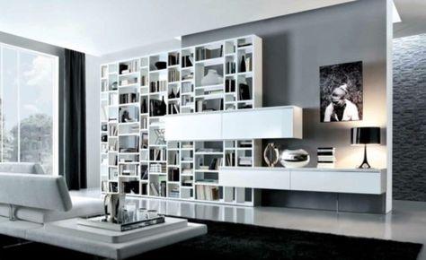 bucherregal systeme presotto highlight wohnraum | homedee.csat.co ...