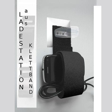 Halter / LADESTATION für Handy iPod Iphone Mp3