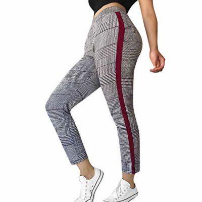 a8967dc0fa Pantalones Anchos Marlene para Mujer Otoño Invierno 2018 Moda PAOLIAN  Casual Pantalones Acampanados Vestir Cintura Alta