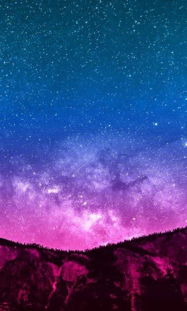 Wallpaper Gambar Galaxy