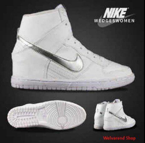 Jual Sepatu Casual Sneakers Hi Main Gaya Kuliah Wanita Nike Sky Dunk Wedges Di Lapak Sagalada Khangyanz Sepatu Nike Wanita