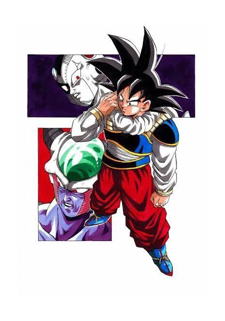 Pin By Leandro Lima On Freeza Anime Dragon Ball Goku Dragon Ball Art Dragon Ball Artwork