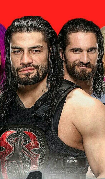 REIGNS & ROLLINS brothers for life   WWE   Wwe roman reigns