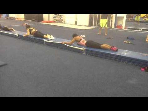 ▶ Seal Crawl Exercise - YouTube