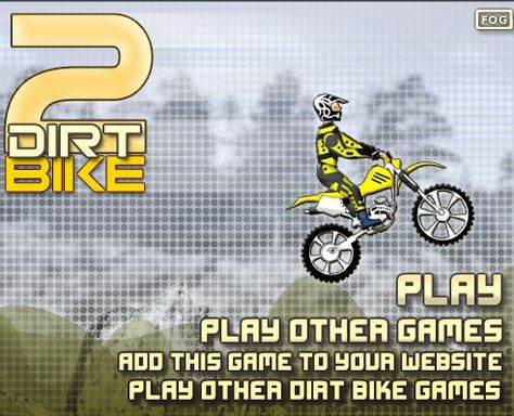 Play Dirt Bike 2 At Http Www Crushgreen Com Dirt Bike 2 Html